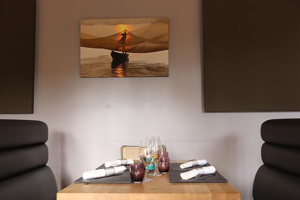 Salle Restaurant le Bourgogne Auxerre
